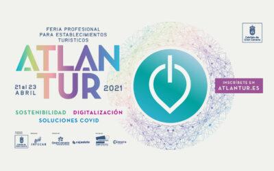 Atlantur, la Feria Profesional para Establecimientos Turísticos, regresa del 21 al 23 de abril con su edición más digital