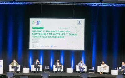 Atlantur pone de relieve que el bienestar humano debe protagonizar el desarrollo económico ligado al turismo